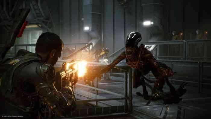 Aliens: Fireteam screenshot
