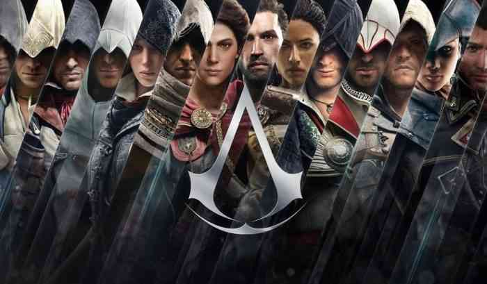 Assassin's Creed Games
