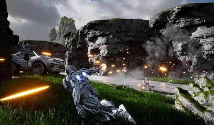 Exomecha Gameplay Trailer