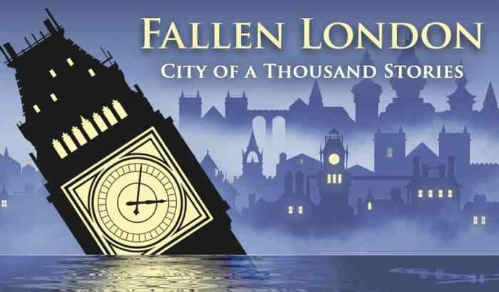 Fallen London ad