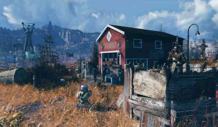 Fallout 76 Locked and Loaded Update