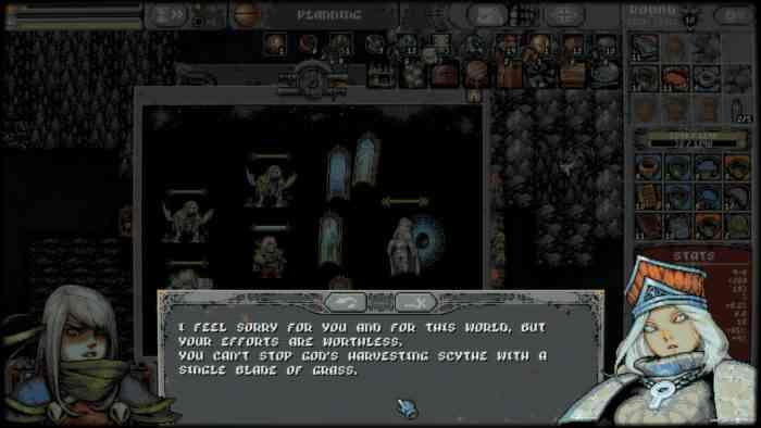 Loop Hero cutscene