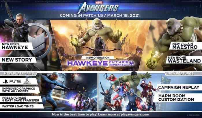 Marvel's Avengers Mission Replay