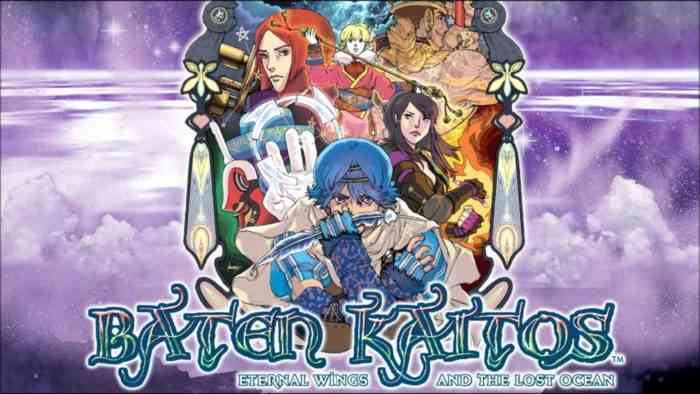 Baten Kaitos cover