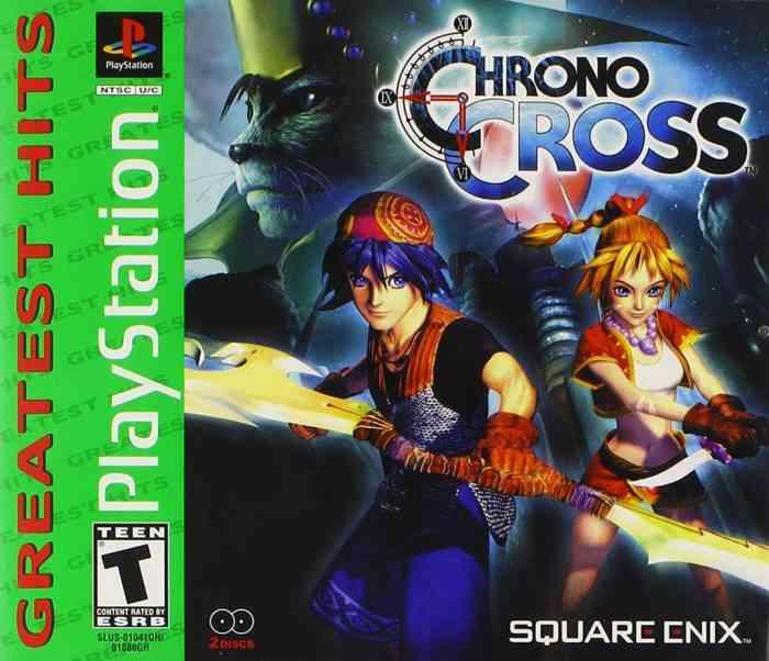 Chrono Cross cover