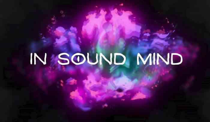 In Sound Mind title
