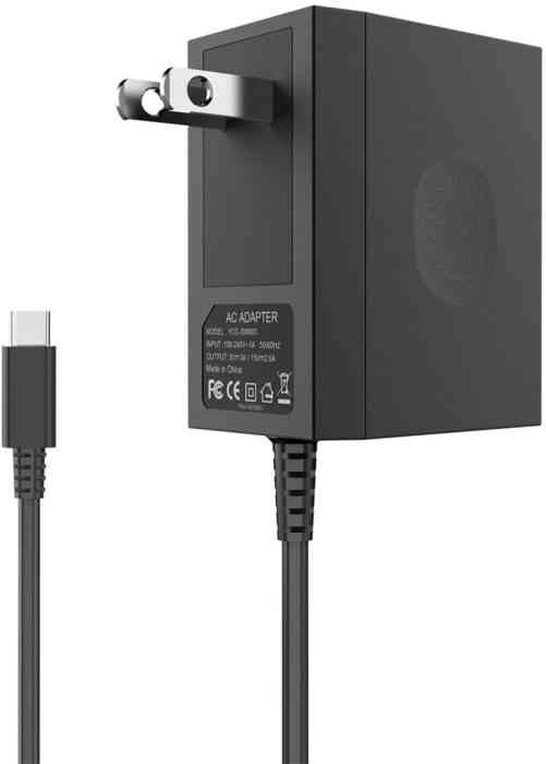 YCCTEAM switch charger