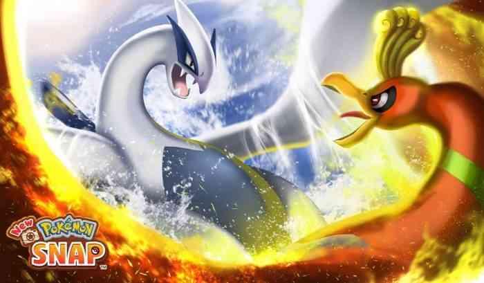 New Pokemon Snap Lugia