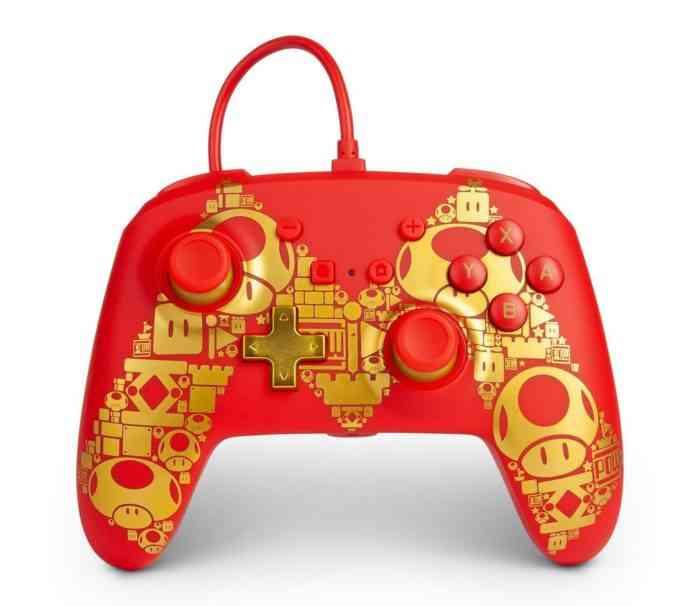 power a golden m controller