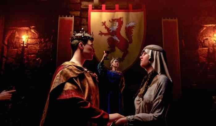 Crusader Kings 3 DLC Royal Court