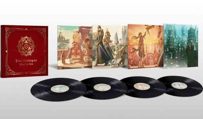 Final Fantasy XIV Vinyl Box Set