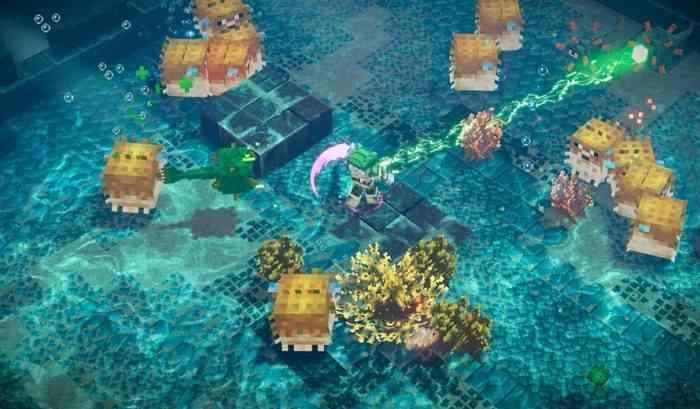 Minecraft Dungeons DLC Hidden Depths