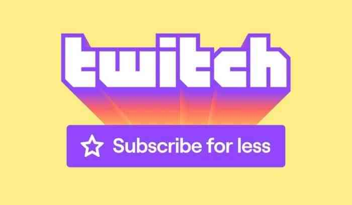 Twitch Subscriptions