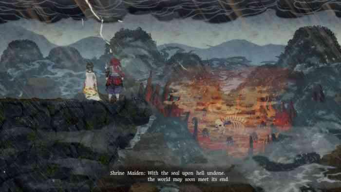 getsufumaden undying moon shrine maiden