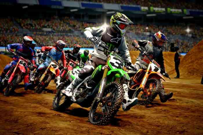 monster supercross 4