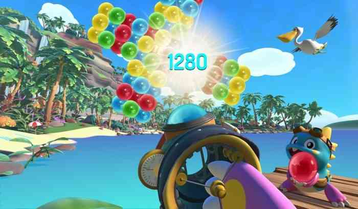 puzzle bobble vr vacation odyssey