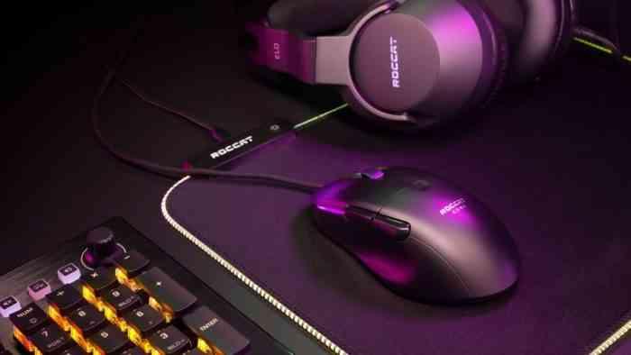 roccat kone pro mouse top