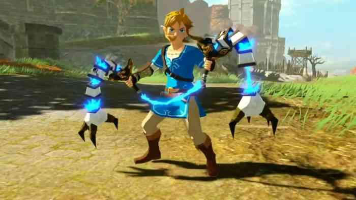 Hyrule Warriors: Age of Calamity DLC Wave One
