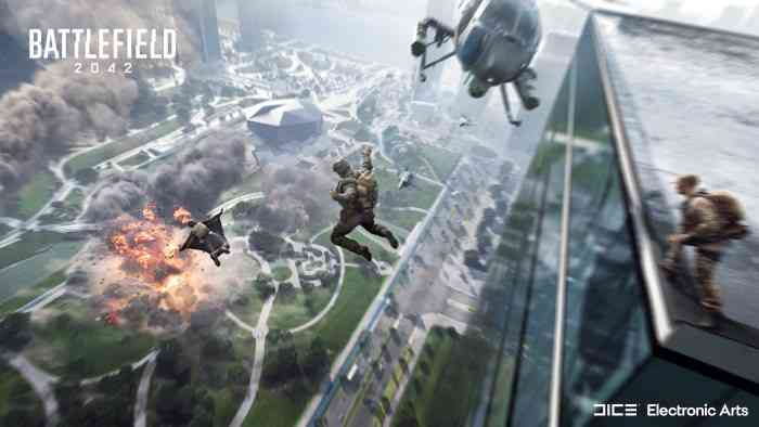 Battlefield 2042 - Pre-Release Reveal Images