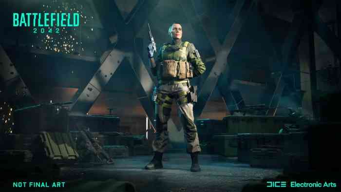 Battlefield 2042 - Pre-Release Reveal Images -