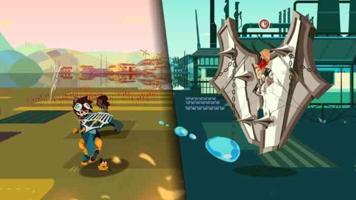Cris Tales battle screenshot