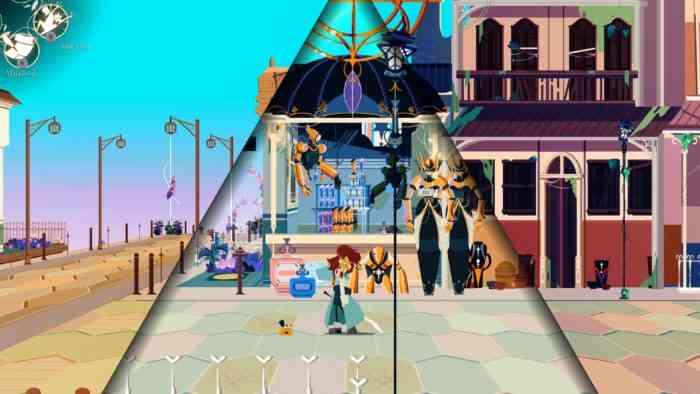 Cris Tales robot screenshot