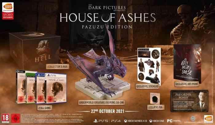 House of Ashes Pazuzu Edition