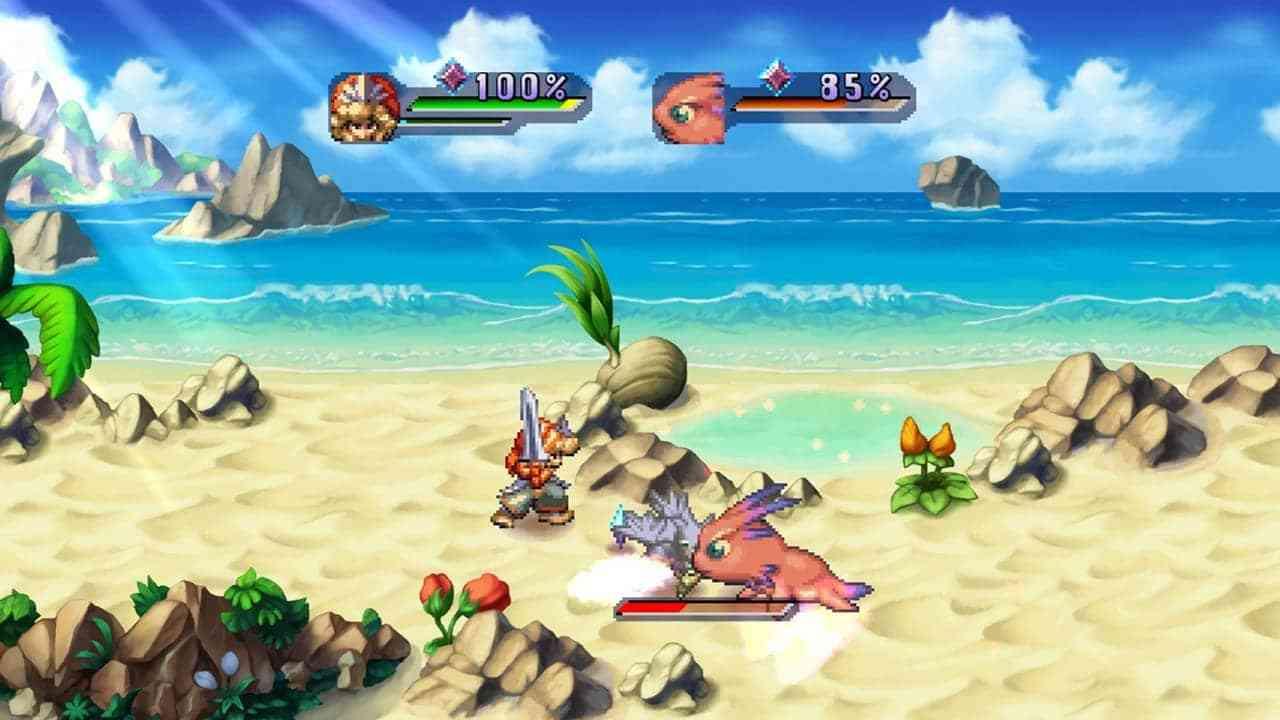 Legend of Mana HD Remaster