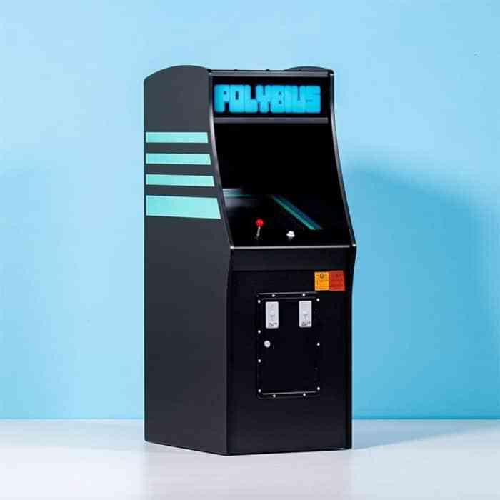 Polybius quarter arcade unit