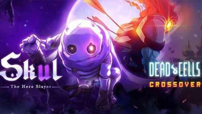 Skul The Hero Slayer dead cells crossover