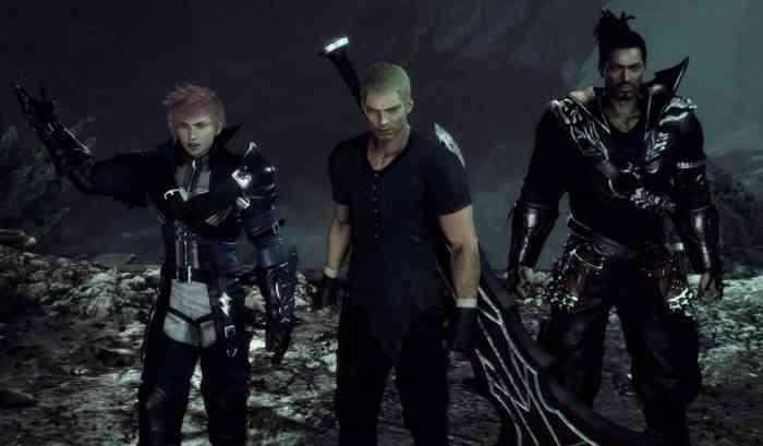 Stranger of Paradise Final Fantasy Origin screenshot