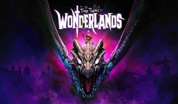 tiny tina's wonderlands gameplay reveal