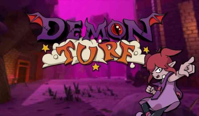 Demon Turf title