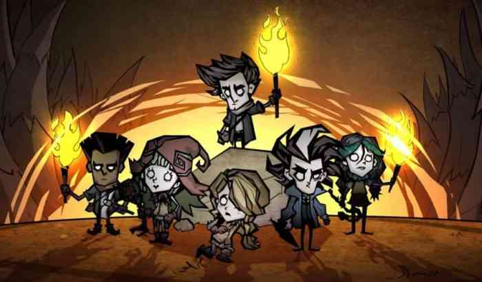don't starve newhome