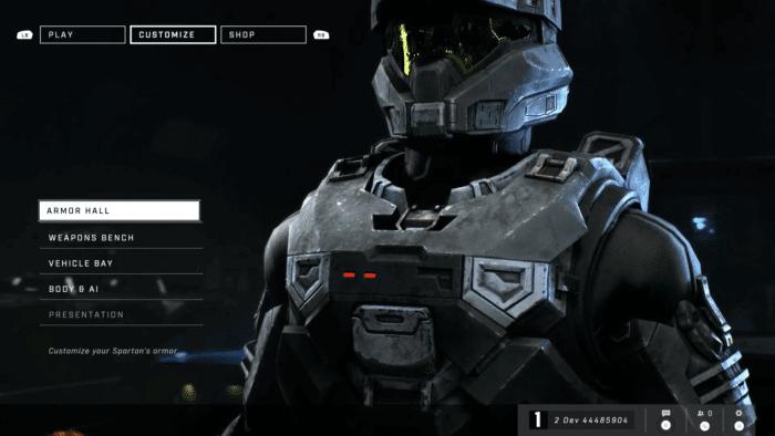 Halo infinite Preview