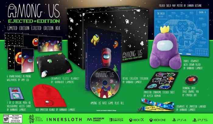 Among Us Collector's Editions