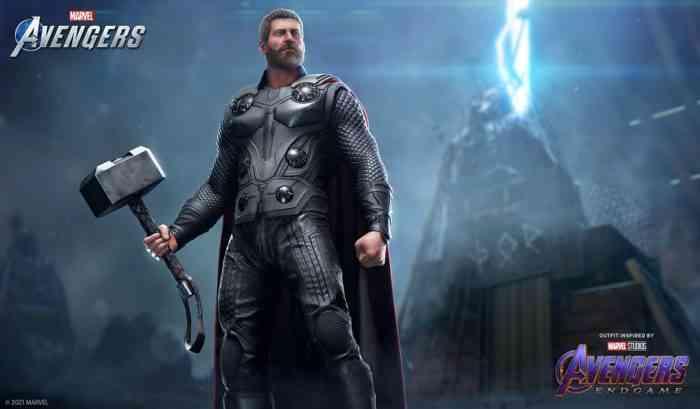 Marvel's Avengers Thor MCU