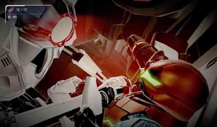 Metroid Dread EMMI