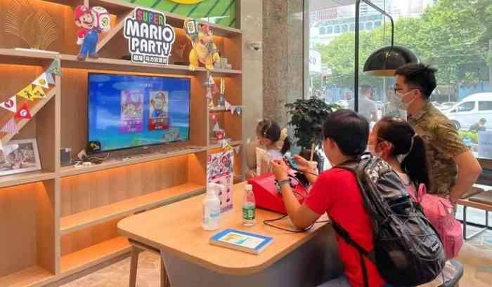 Nintendo Holiday Inn Ikea
