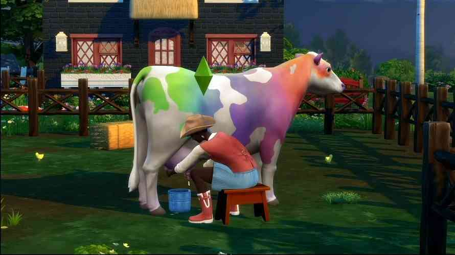 The Sims 4: Cottage Living