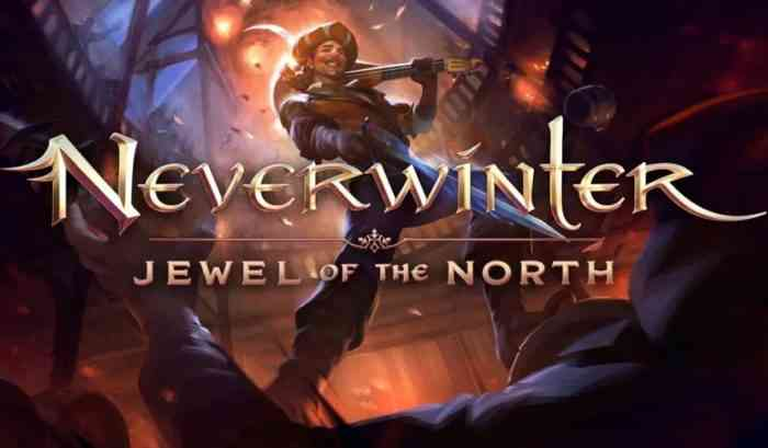 neverwinter jewel of the north