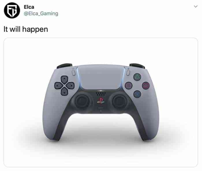 DualSense PS1