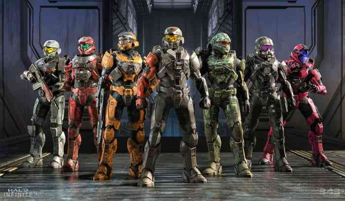 Halo Infinite Multiplayer Reveal