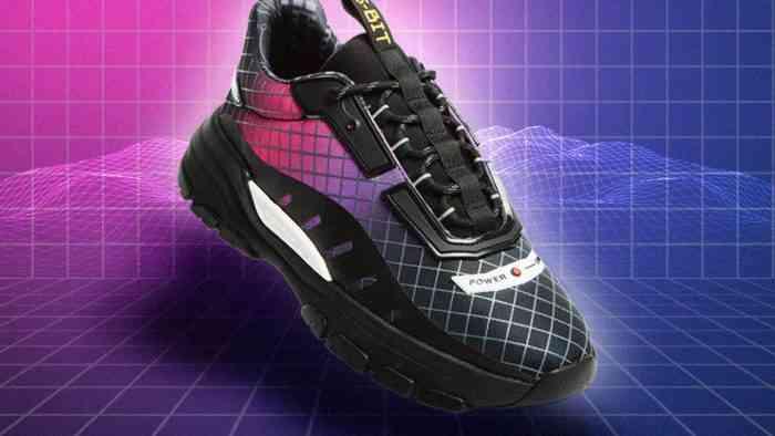 Sega Lavair Shoes