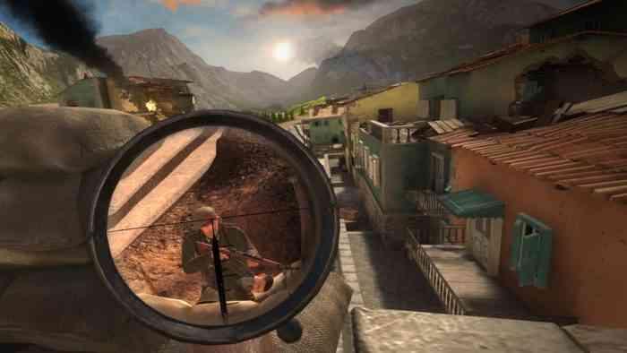 sniper elite vr mid