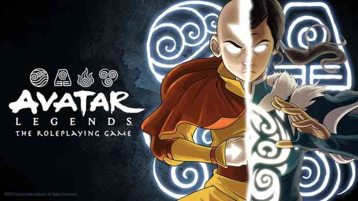 Avatar Legends TTRPG