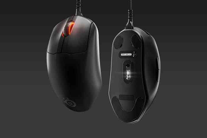 SteelSeries Prime+ eSports Gaming Mouse - 01