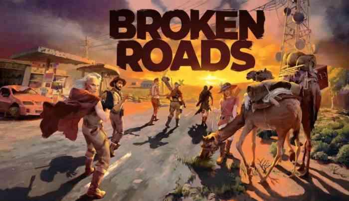 broken roads fallout