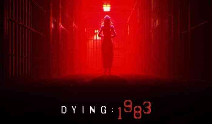 dying 1983 key art
