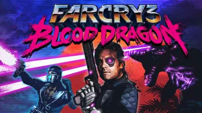 far cry 3 blood dragon classic